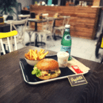 Paulette, le burger charolais